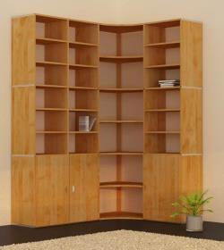 eckregall sung eckregal nach mass eckregal passgenau regal f r zimmerecke. Black Bedroom Furniture Sets. Home Design Ideas