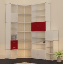 eckregale kaufen eckregale bestellen eckregal planen eckregal als raumteiler. Black Bedroom Furniture Sets. Home Design Ideas