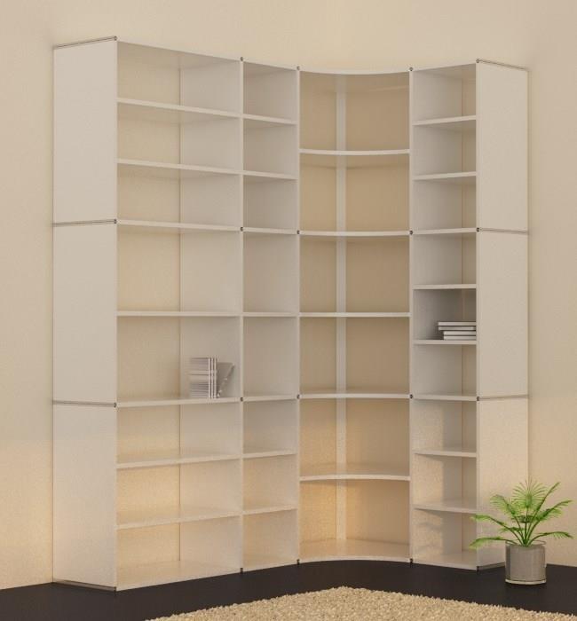eckregale bereckregal eckenregal wandecke wandregal ecke. Black Bedroom Furniture Sets. Home Design Ideas